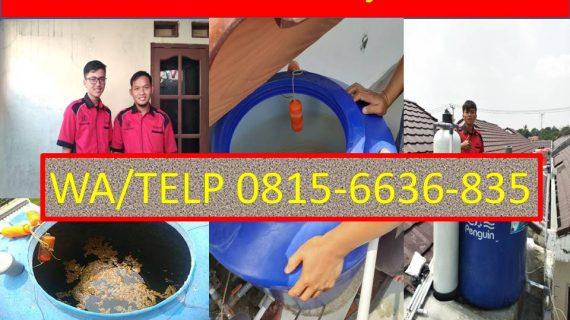Kuras toren air Petojo Selatan