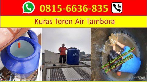 Kuras toren air Tambora