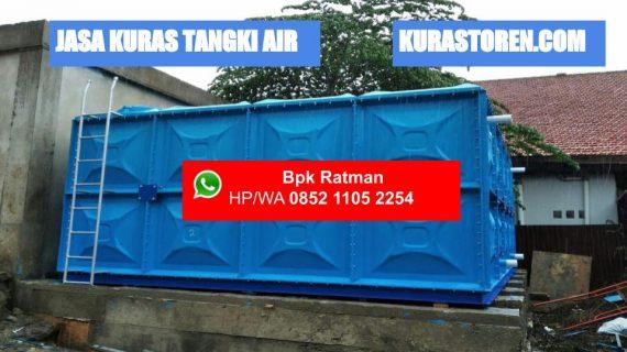 Kuras Tangki Air Rofteng Rawalumbu Bekasi