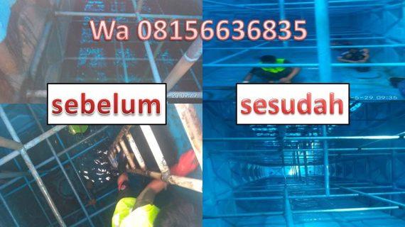 Jasa Pembersih Roof Tank Pabrik 08156636835